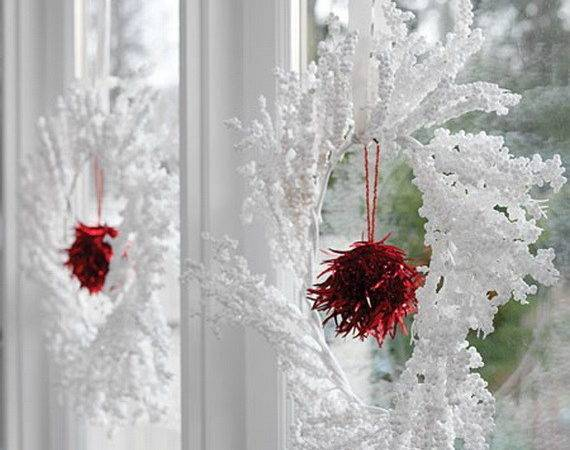 White Christmas Decorating Ideas Holiday