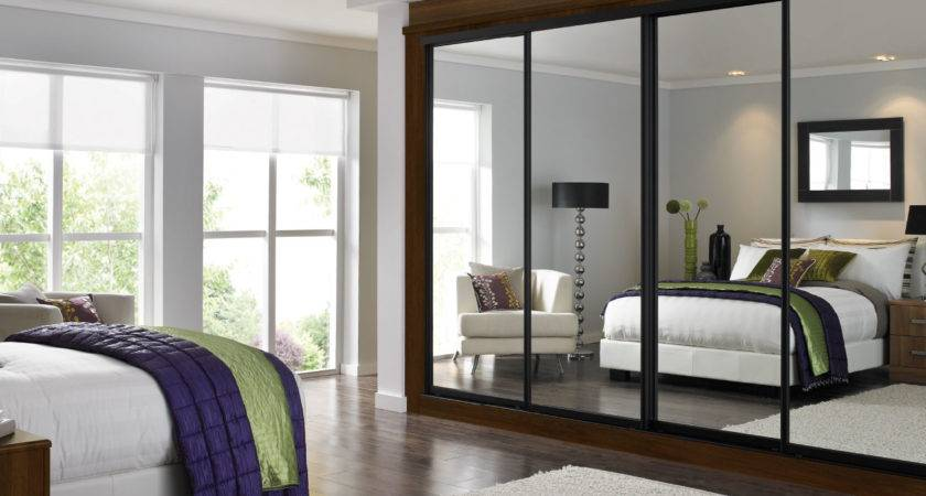 White Fitted Bedroom Furniture Odyssey