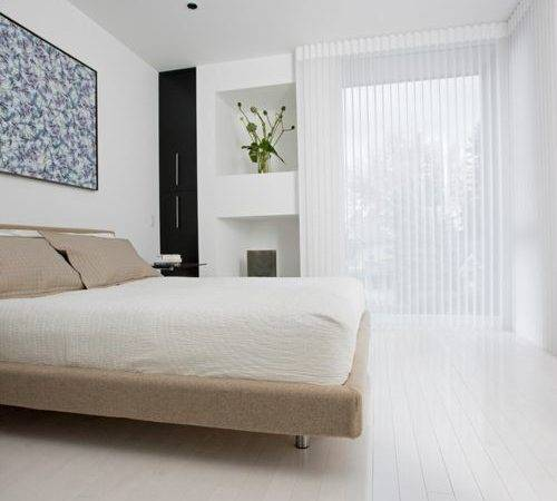 White Floor Houzz