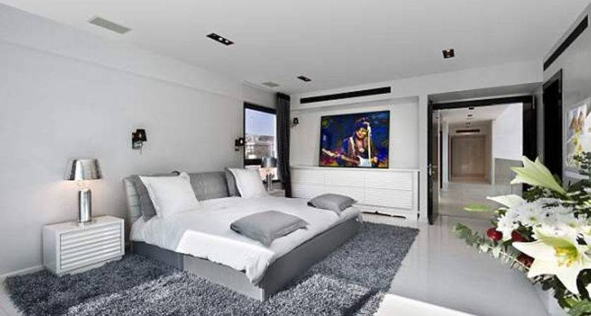 White Grey Bedroom Ideas Transforming Your Boring