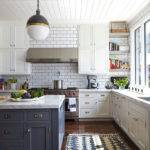 White Subway Tile Kitchen Designs Incredibly Universal
