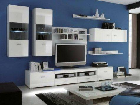White Wood Living Room Furniture Ideas Decolover