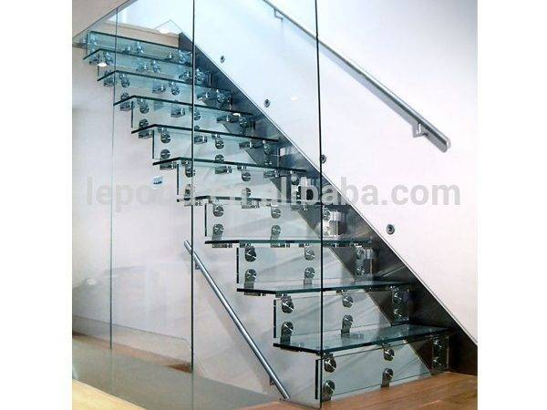 Wholesale China Cheap Glass Stairs Price Safety