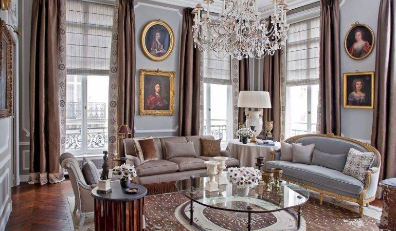 Why Parisian Living Rooms Most Luxurious