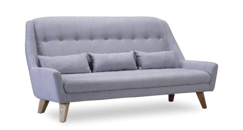 Wilson Seater Sofa Silver Grey Curtis Hayes