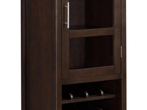 Wine Racks Small Spaces Dining Bar Furniture
