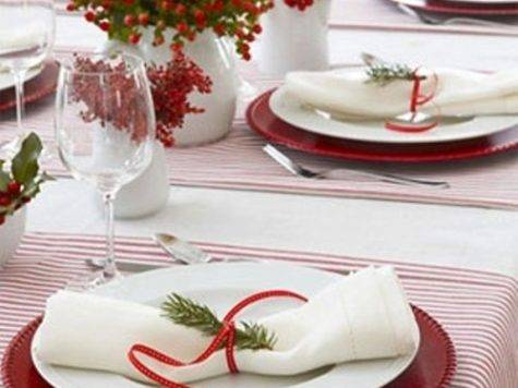 Winter Wedding Table Cor Ideas Colours