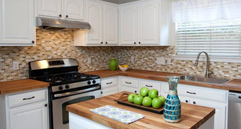Wood Kitchen Countertops Ideas Hgtv