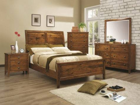 Wood Rustic Bedroom Furniture Ideas Eva