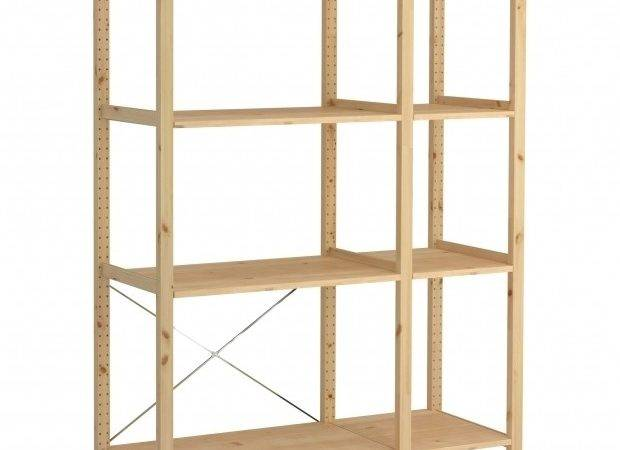 Wood Shelving Systems Ideas