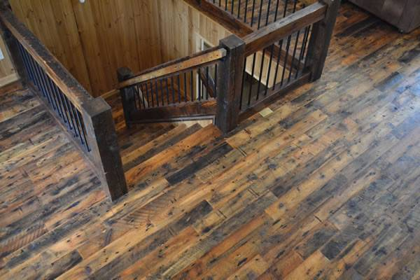 Wood Stair Treads Risers Railings Enterprise Products