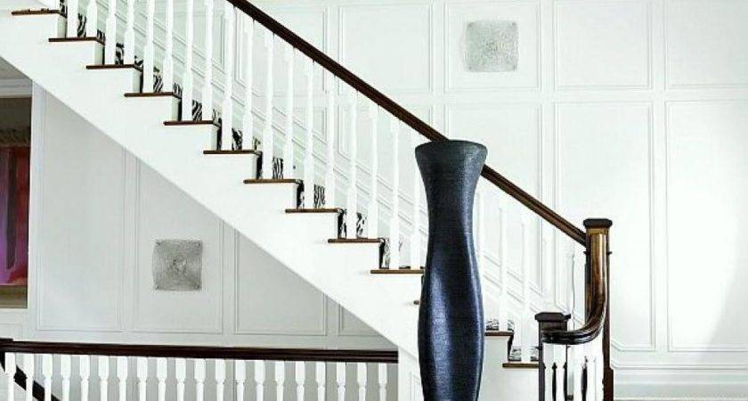 Wooden Staircase Design Homes Privyhomes