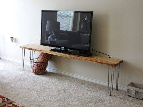 Woodwork Simple Cheap Stand Yourself Plans