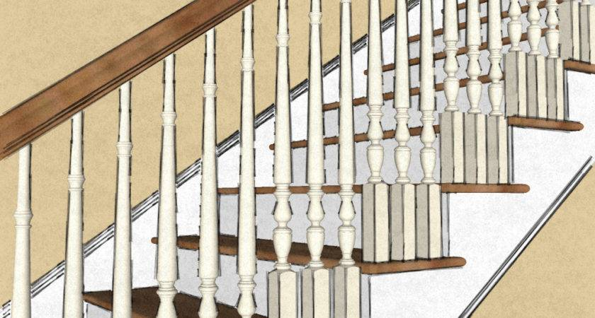 Wrought Iron Balusters Patterns Banister