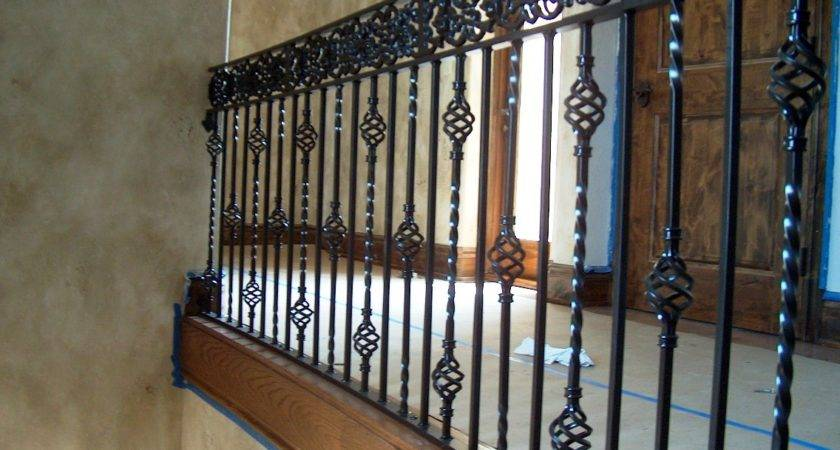 Wrought Iron Railings Yourself Repair Them Eva