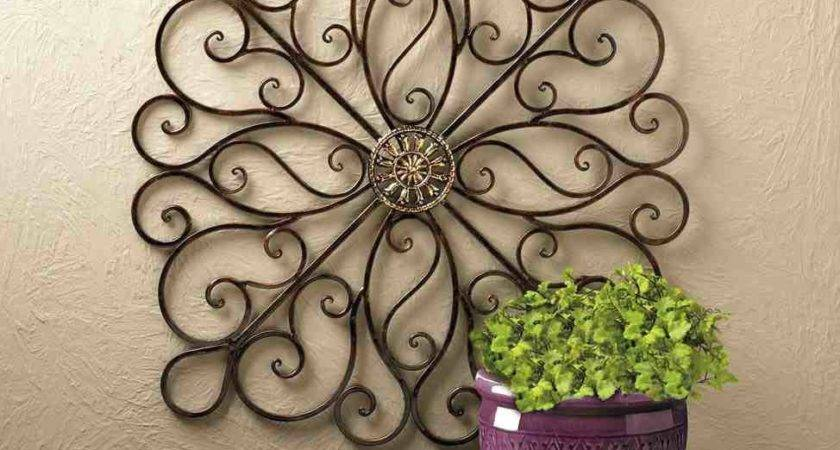 Wrought Iron Wall Decor Accent Your Home