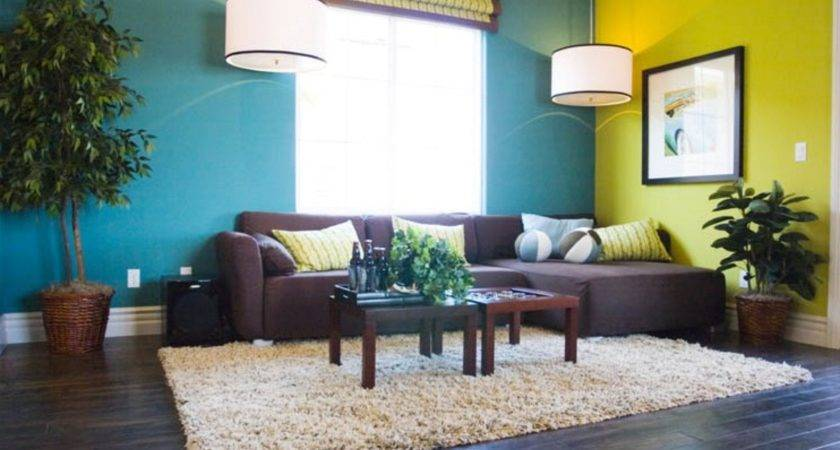 Yellow Colour Schemes Living Room Peenmedia