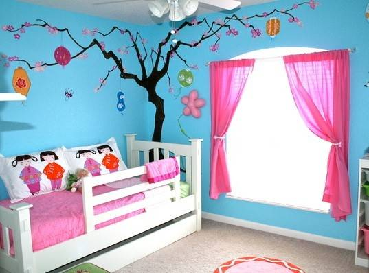 Yellow Kids Bedroom Ideas Girls Decolover