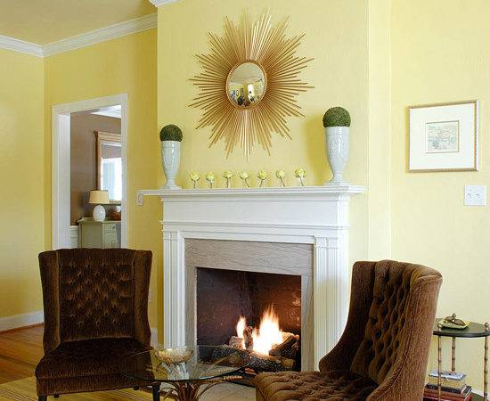 Yellow Paint Living Room Ideas Best Cars Reviews