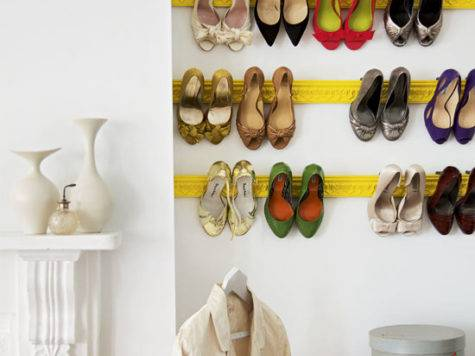 Yoma Blog Creative Shoe Storage Solutions