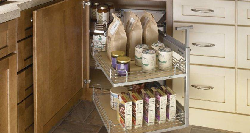 Yorktowne Cabinets Stylish Storage