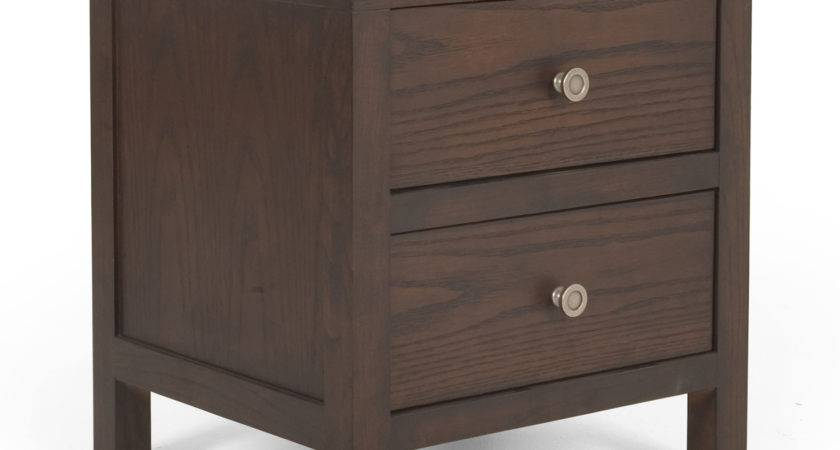 Zocalo Sterling Park Drawer Nightstand Next Day